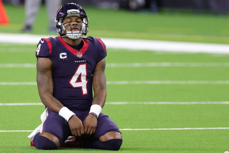 Texans say they have 'zero interest' in trading Deshaun Watson