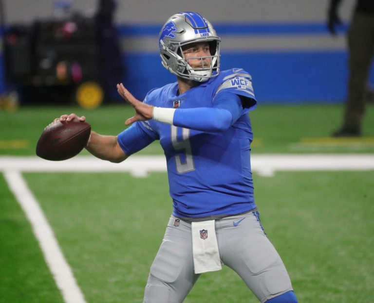 Matthew Stafford believes the Rams are a real landing spot for him