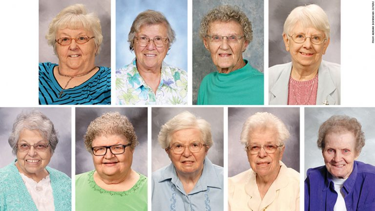 9 nuns die of Coivd-19 after outbreak at Adrian Dominican Sisters campus in Michigan