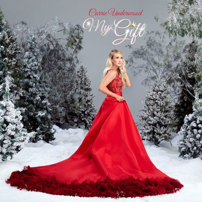 Carrie Underwood Releases Original Holiday Song