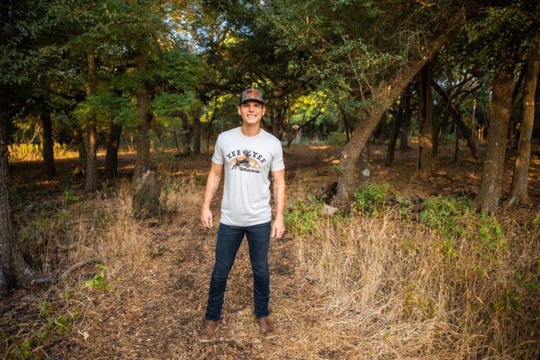 Granger Smith Winter Launch for Yee Yee Apparel