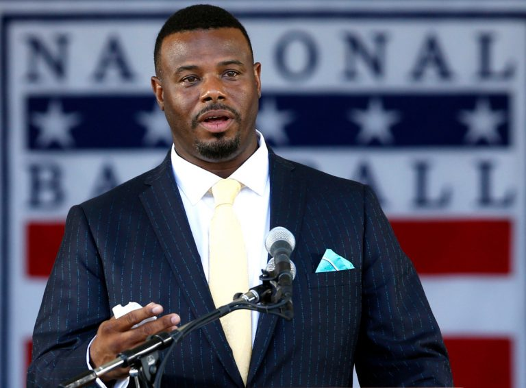 Ken Griffey Jr. hired as MLB senior adviser