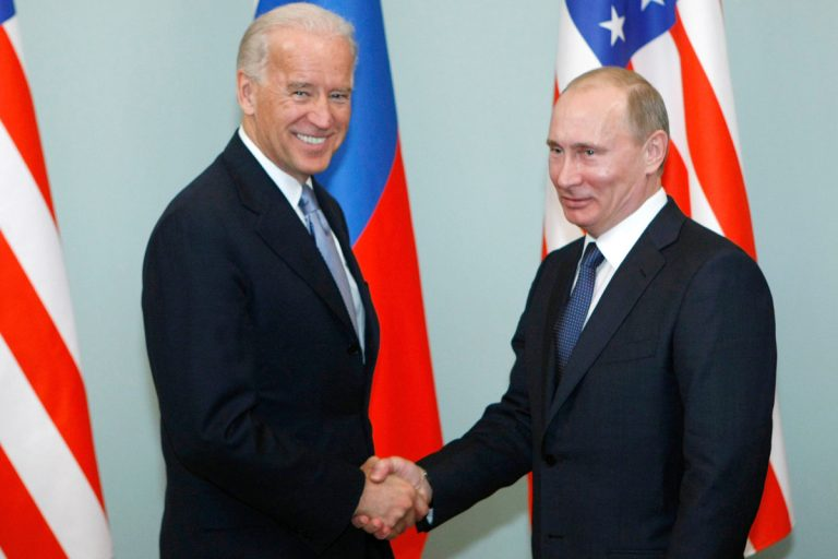 Putin extends US-Russia nuclear arms control treaty
