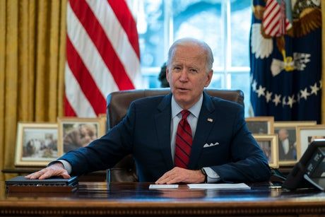 White House says Biden won't release 'gracious' letter from Trump unless they speak to each other