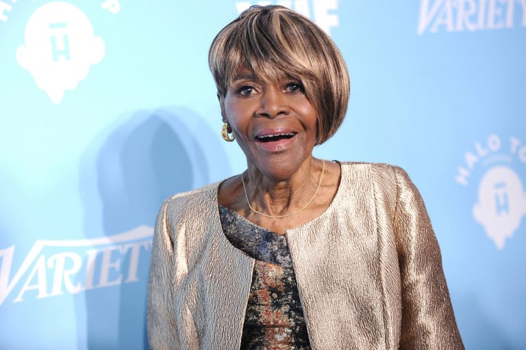 Cicely Tyson's mother didn't speak to her for years over her decision to act