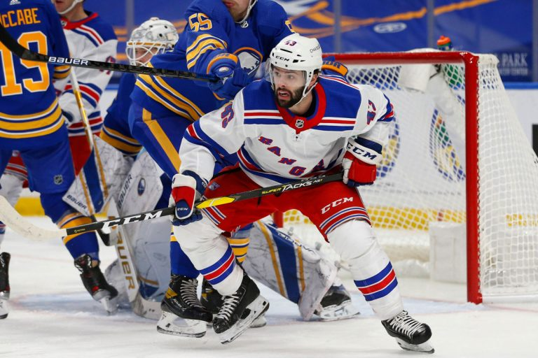 David Quinn making Rangers work for their ice time