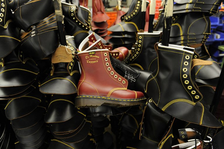 Dr. Martens valued at $5 billion in share sale