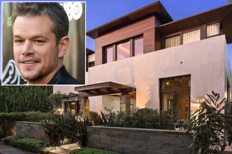 Matt Damon lists Pacific Palisades home for $21M after NYC move