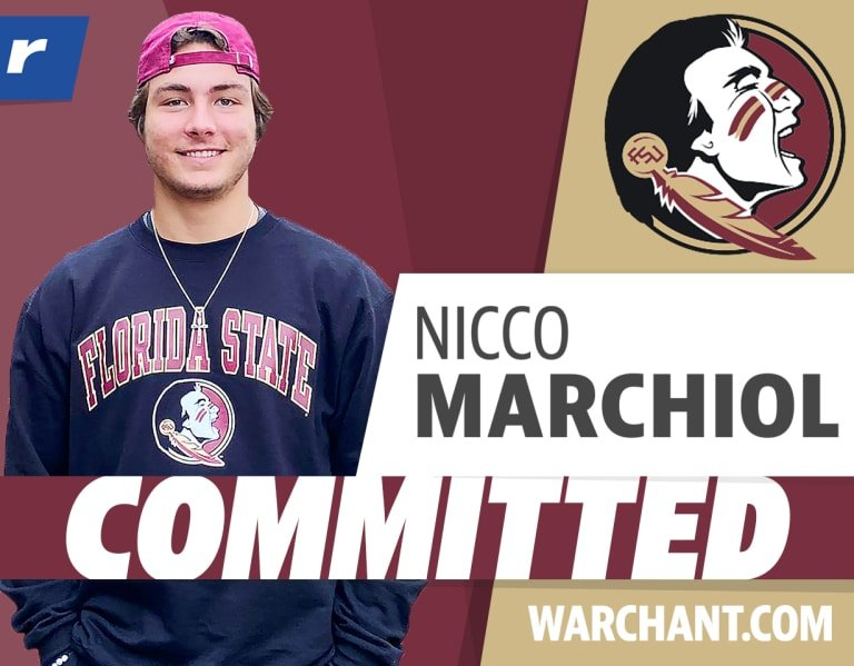 Four-star QB Nicco Marchiol headed to FSU