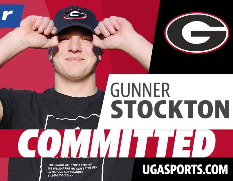 Georgia keeps Gunner Stockton home, lands elite QB