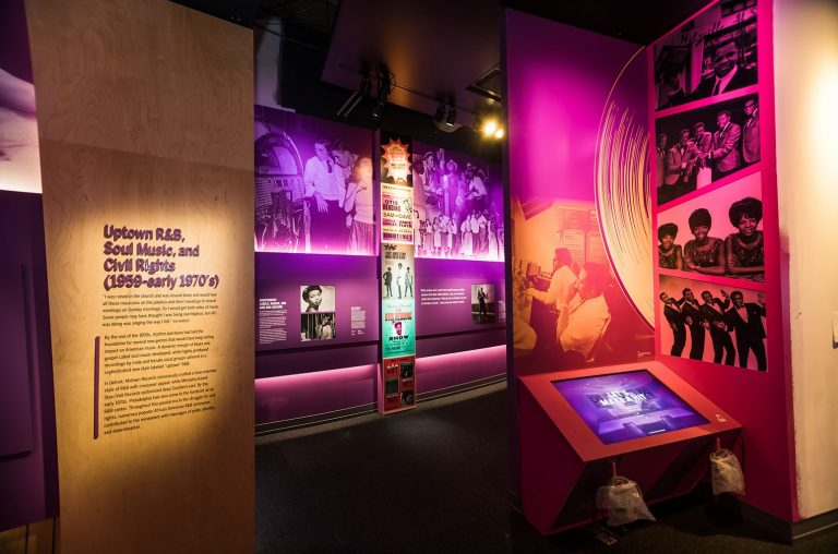 Inside Look at National Museum of African American Music
