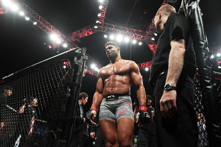 Alistair Overeem vs. Alexander Volkov preview