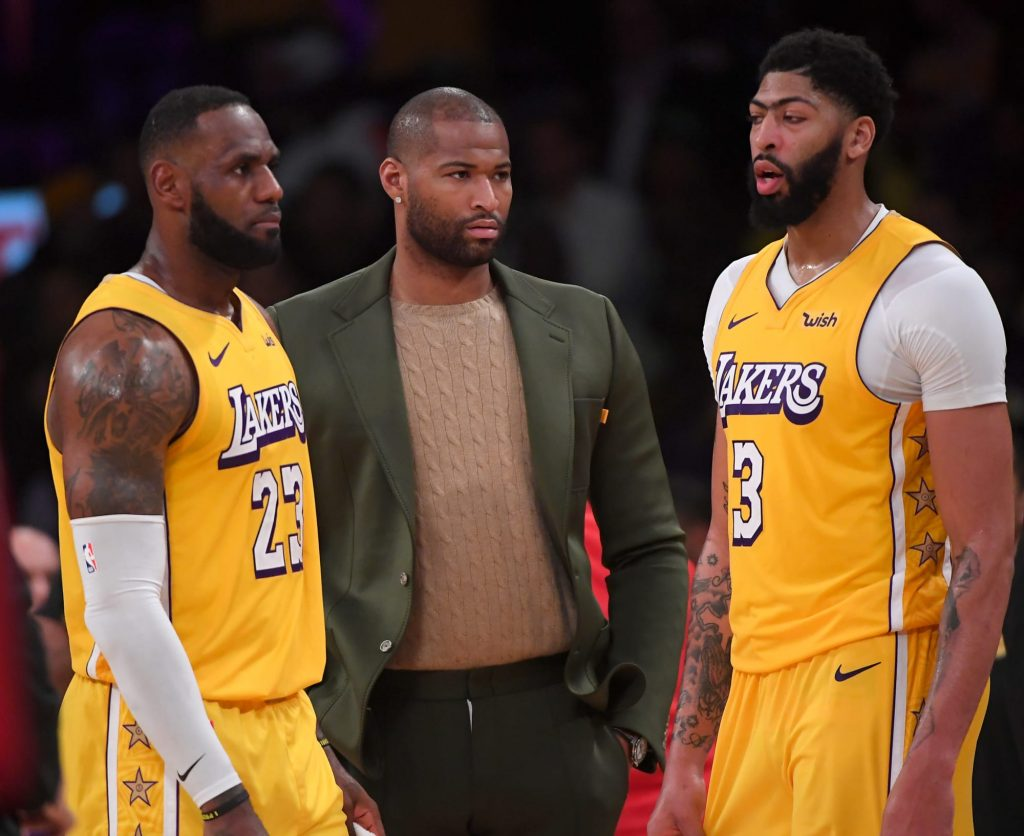 Why signing DeMarcus Cousins needs to happen right now