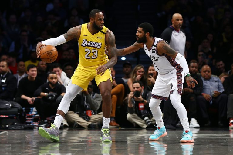 LeBron thinks this Big 3 was better than the Harden-Durant-Kyrie Nets