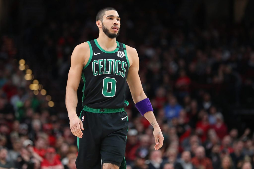Jayson Tatum details ongoing recovery from COVID-19