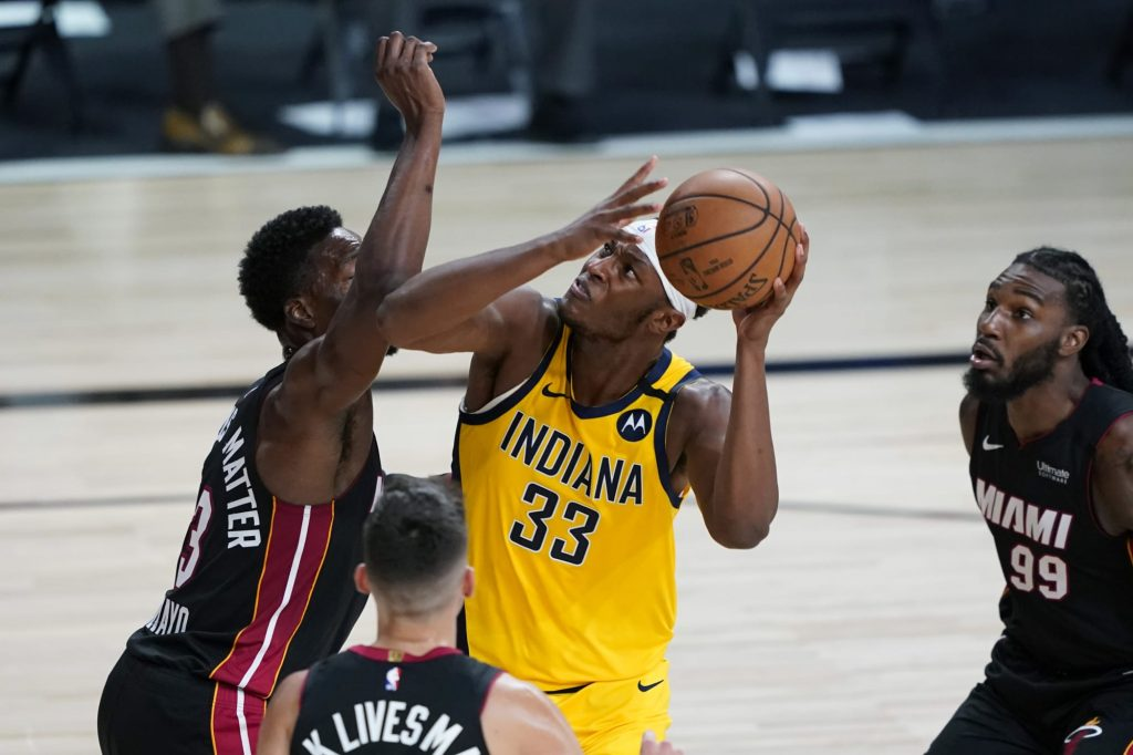 Myles Turner turns troll's Venmo request into relief funds for Texas
