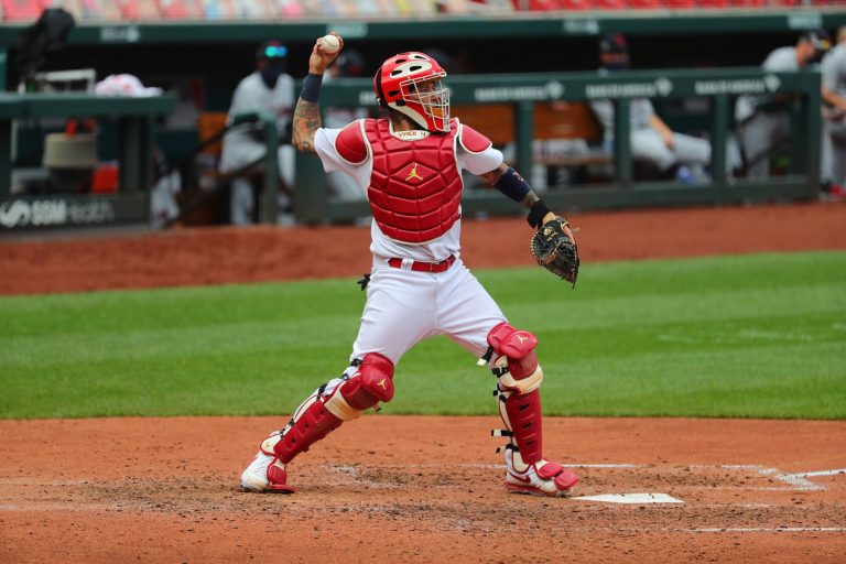 Yadier Molina posts awesome Instagram in return to St. Louis
