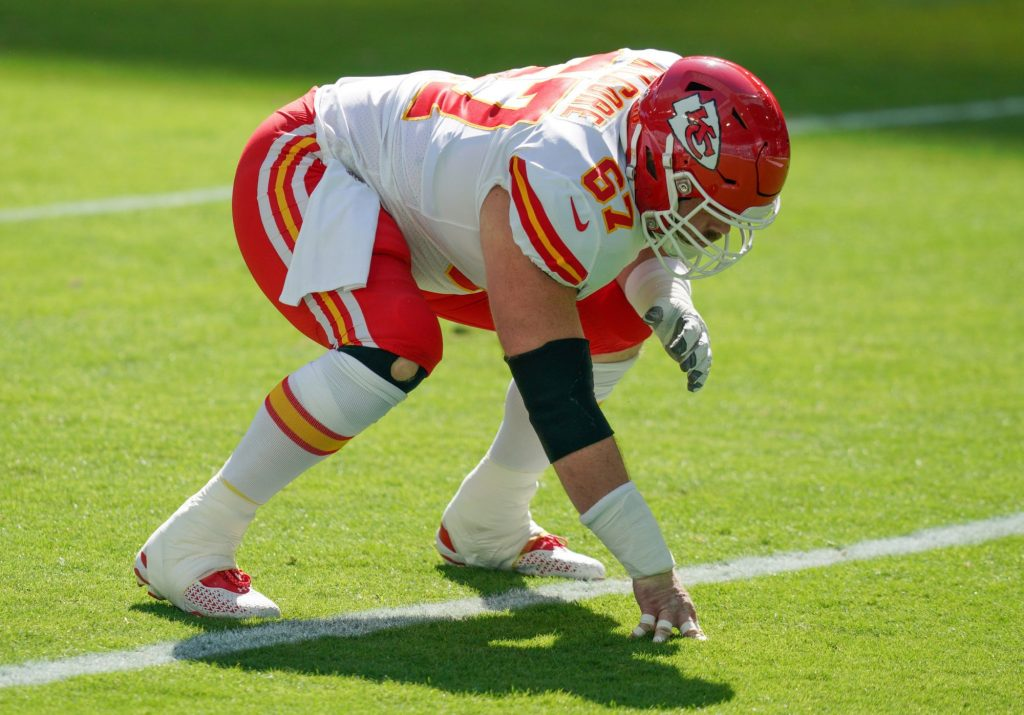 Chiefs center Daniel Kilgore cleared to play in Super Bowl 55