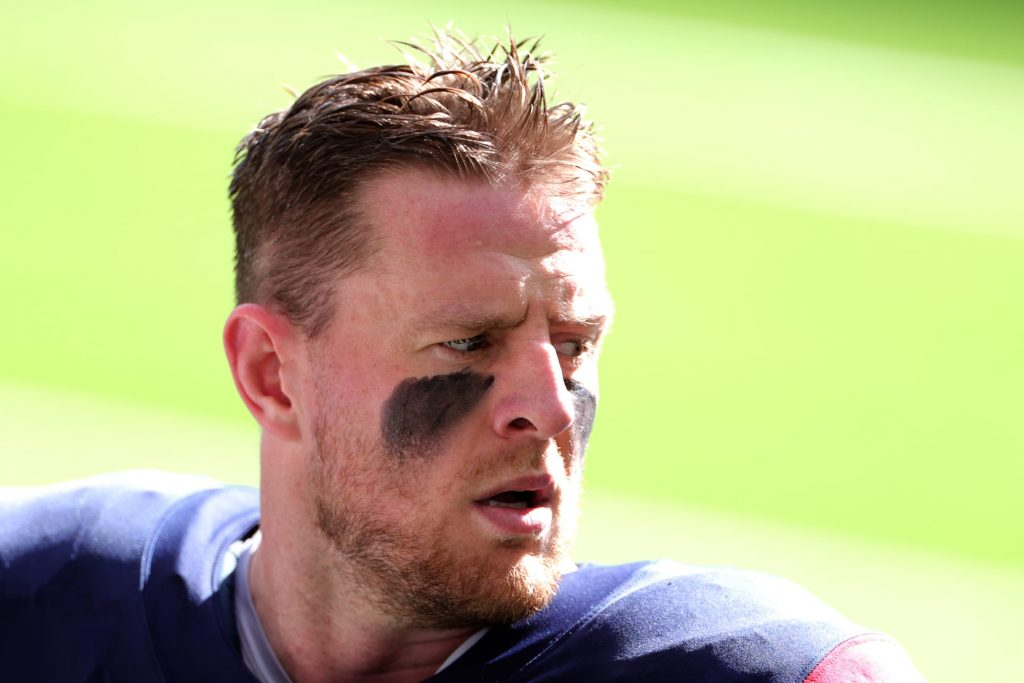 J.J. Watt's response to an impatient fan is hilarious and relatable
