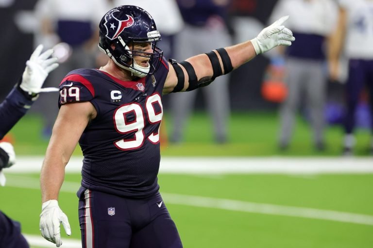 Steelers, Browns, Bills among a dozen teams interested in J.J. Watt