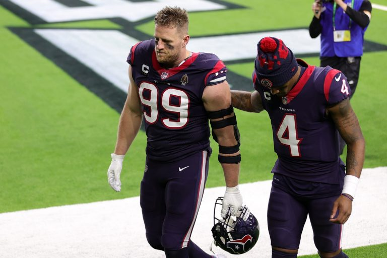 J.J. Watt has reportedly narrowed choice down to 3 teams