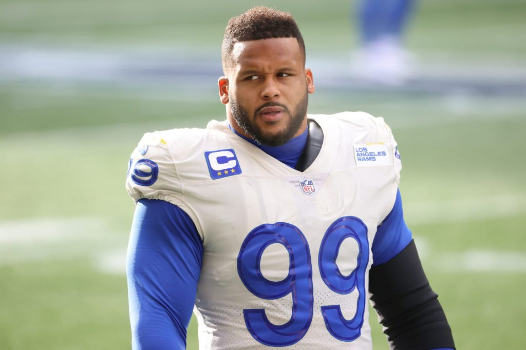 Lions tried to get Aaron Donald from the Rams for Matthew Stafford