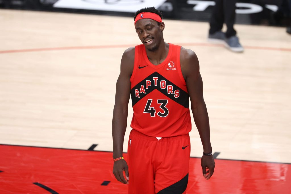 Shaq admits on live television he didn't know Pascal Siakam's first name