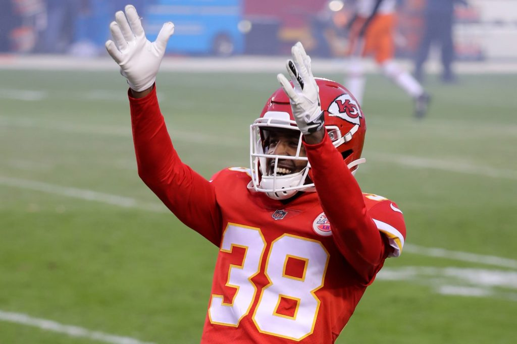 L'Jarius Sneed is the Chiefs' hidden gem and their rising star