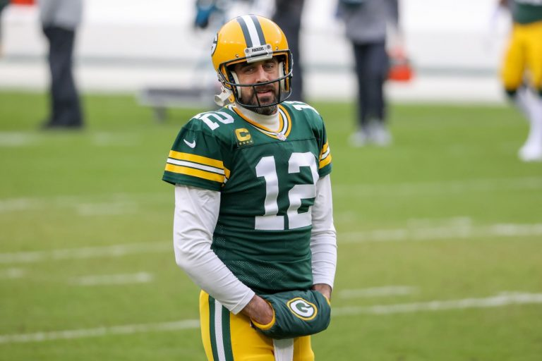 Aaron Rodgers reportedly has a new girlfriend