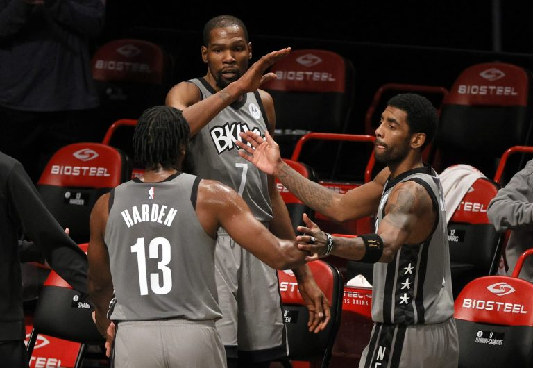 What makes the Brooklyn Nets' offense an unsolvable puzzle?