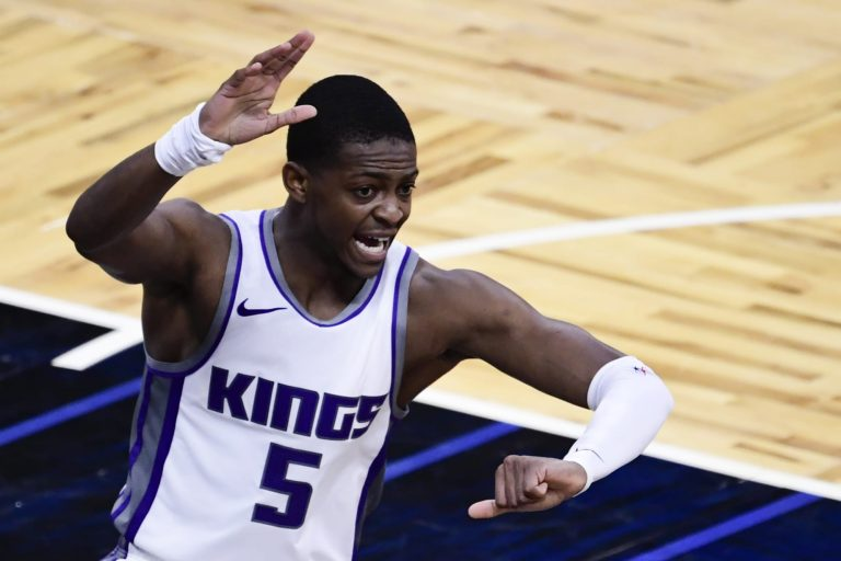 De'Aaron Fox thinks having an All-Star Game this year is stupid
