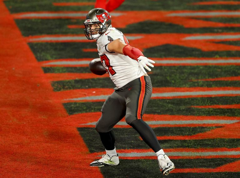NFL free agency 2021: Best tight ends available