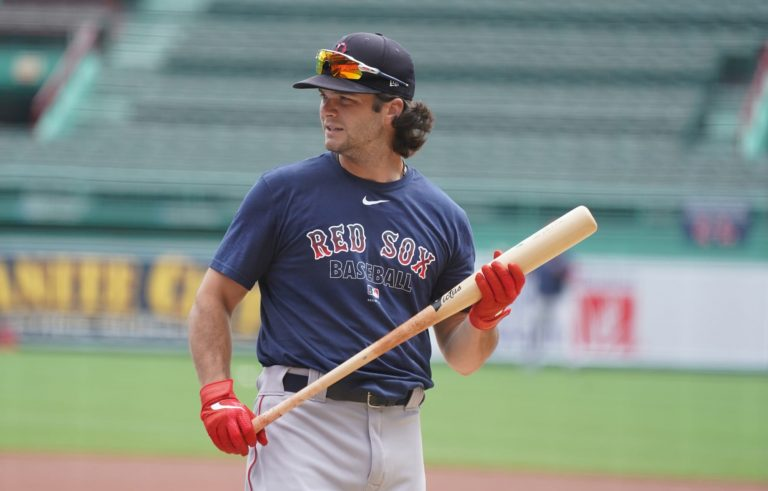 Red Sox get burned in Andrew Benintendi deal