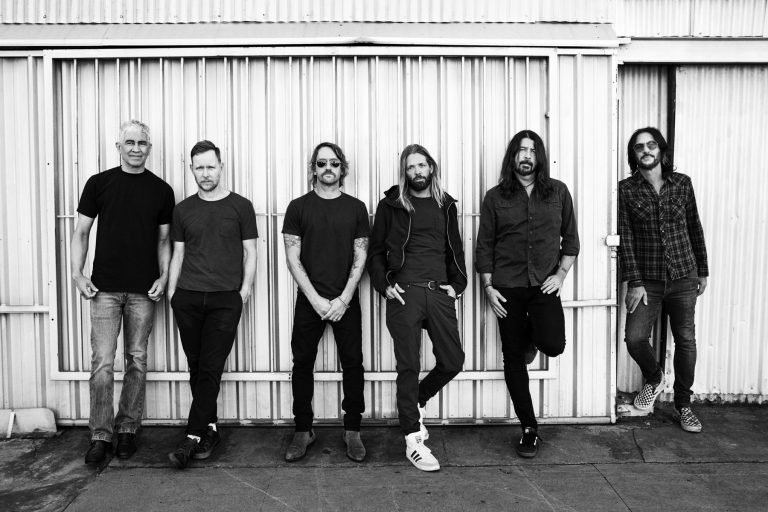 Foo Fighters Cover the Bee Gees' 'You Should Be Dancing' on BBC Radio