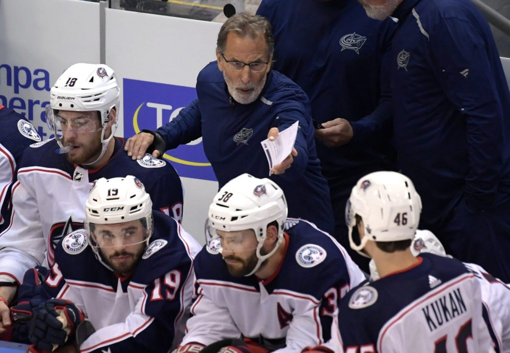 NHL fans are roasting John Tortorella for benching yet another star player