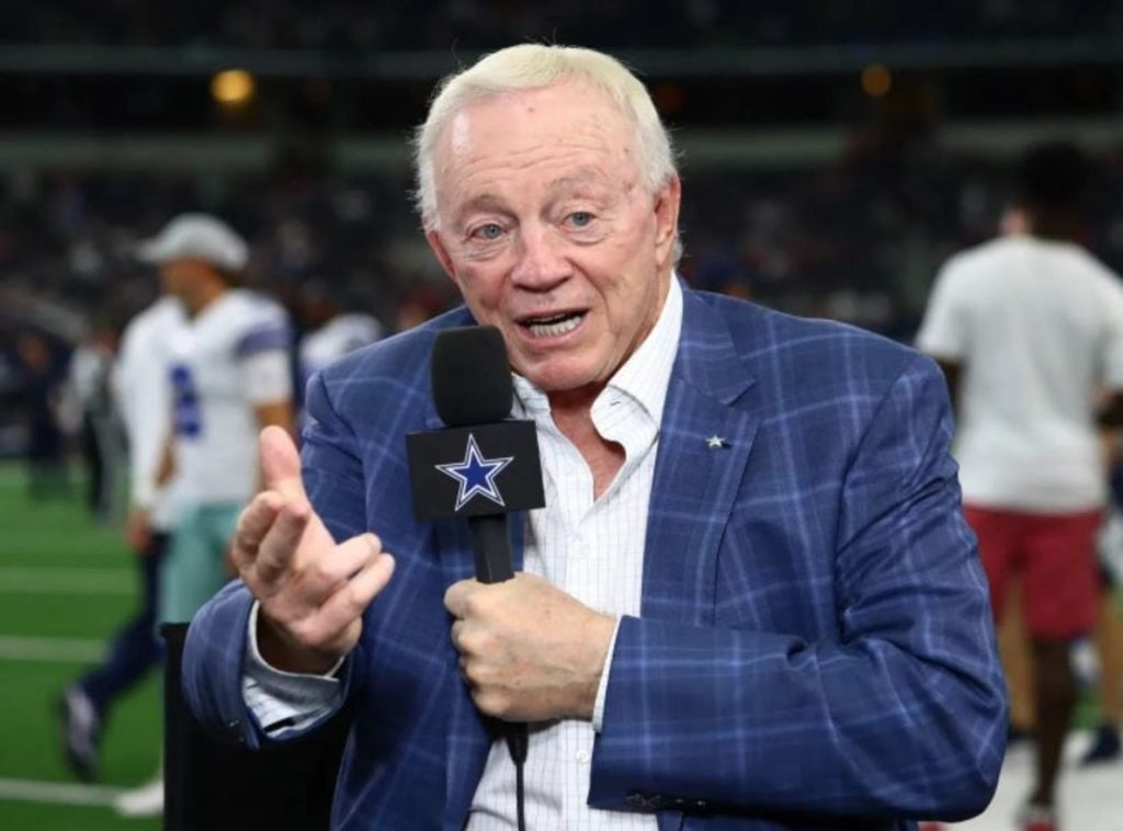 Jerry Jones profiting off suffering of Texans during winter weather crisis
