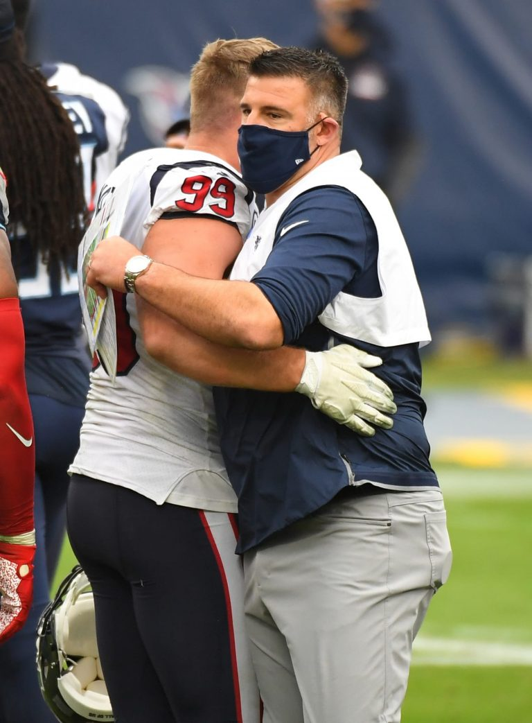 J.J. Watt could screw over Texans and sign with AFC rival