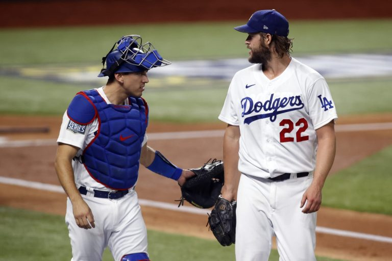 Dodgers avoid arbitration with Clayton Kershaw's best friend