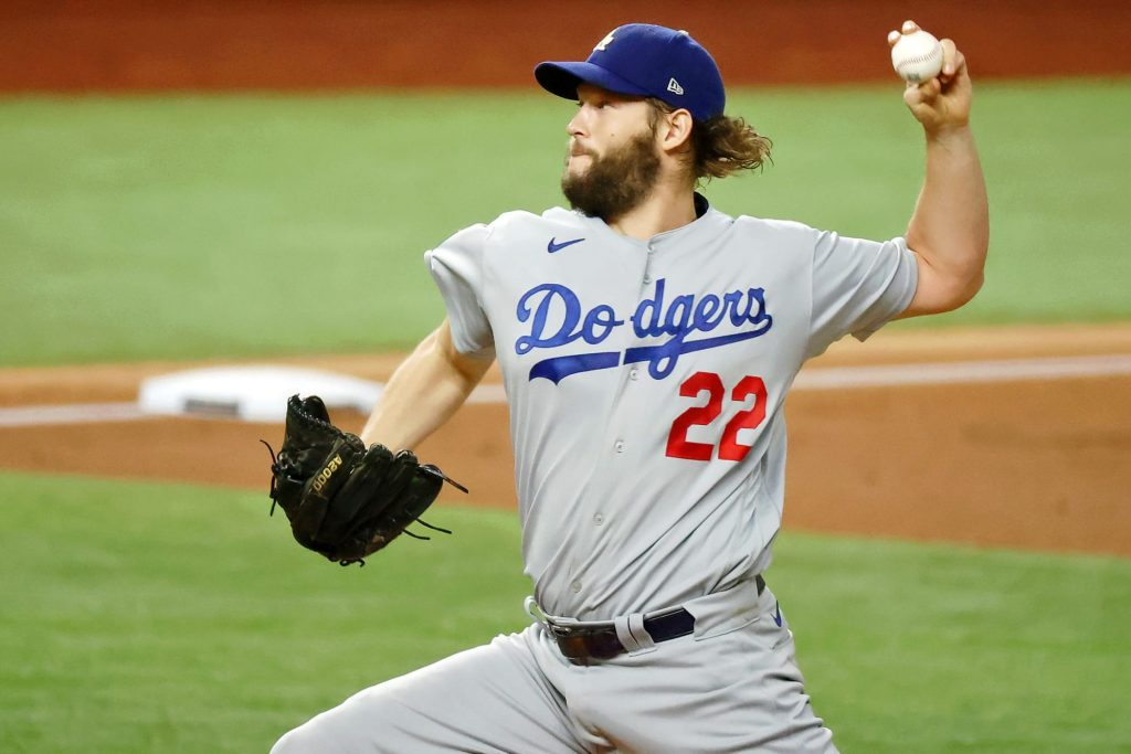 Clayton Kershaw's contract is a looming distraction