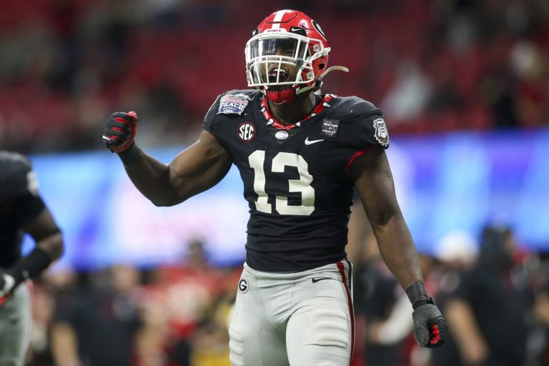 Landing spots for Azeez Ojulari in 2021 NFL Draft