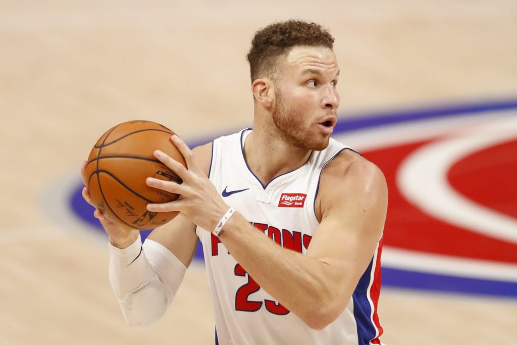 5 dark horses to sign Blake Griffin if he's bought out