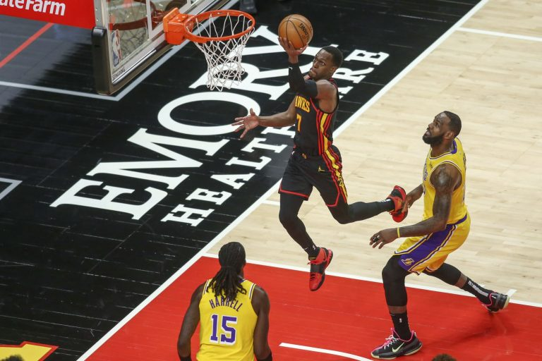 The Lakers added a new ATO play just to troll Rajon Rondo
