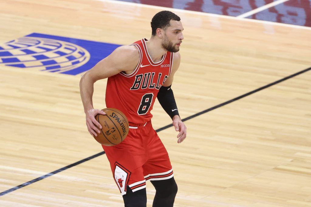 Zach LaVine joins Michael Jordan in exclusive scoring club