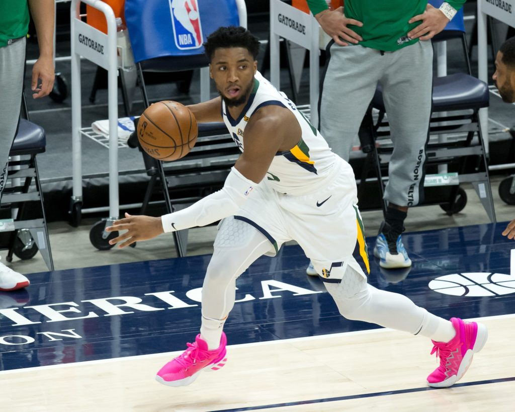 The Utah Jazz are about to run the gauntlet