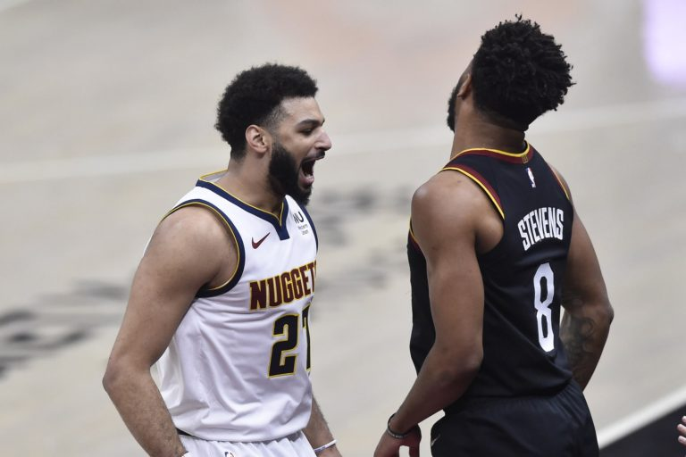 Jamal Murray makes NBA history in latest 50-point game