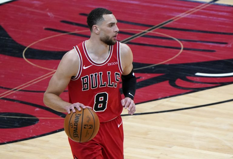 Bulls 'prank' Zach LaVine in most wholesome way after All-Star selection