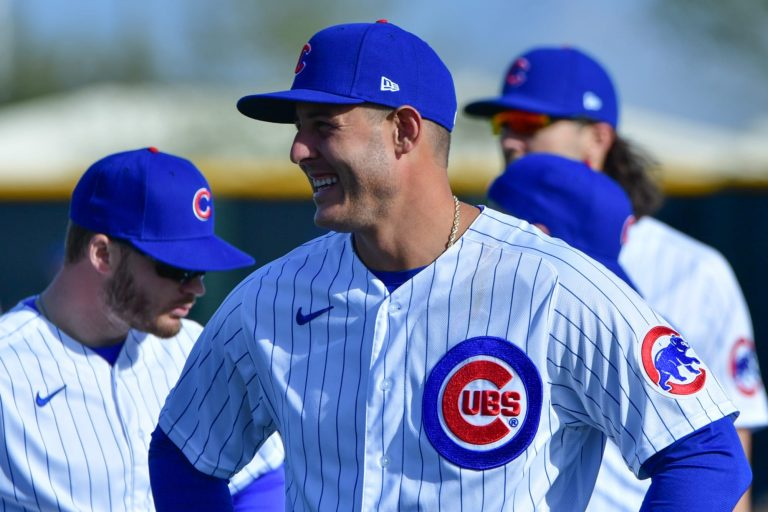 Anthony Rizzo wants a contract extension but won't let it be a distraction