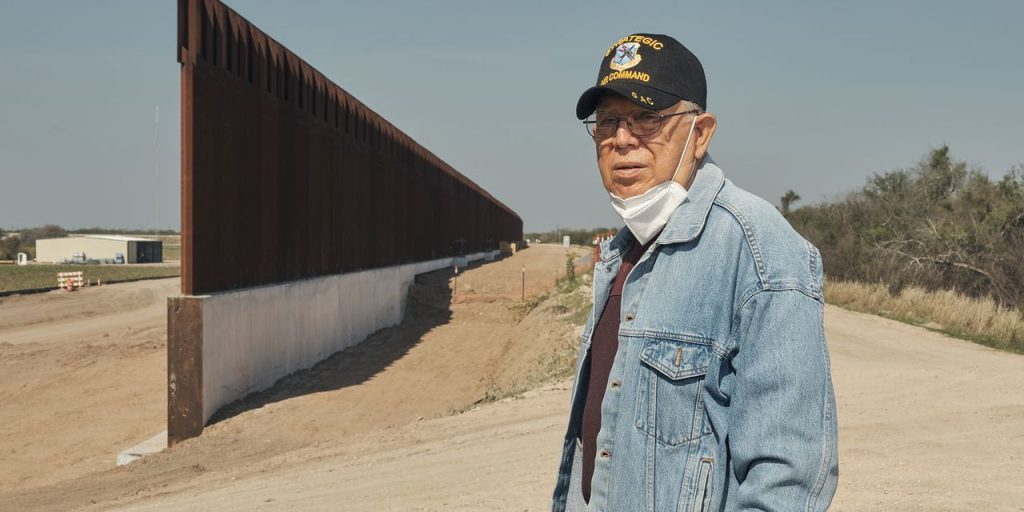 As Biden Decides What to Do With Trump's Border Wall, Landowners Are in Limbo