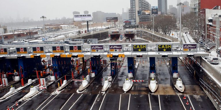 New York's MTA to Increase Tolls at Bridges, Tunnels by 7%