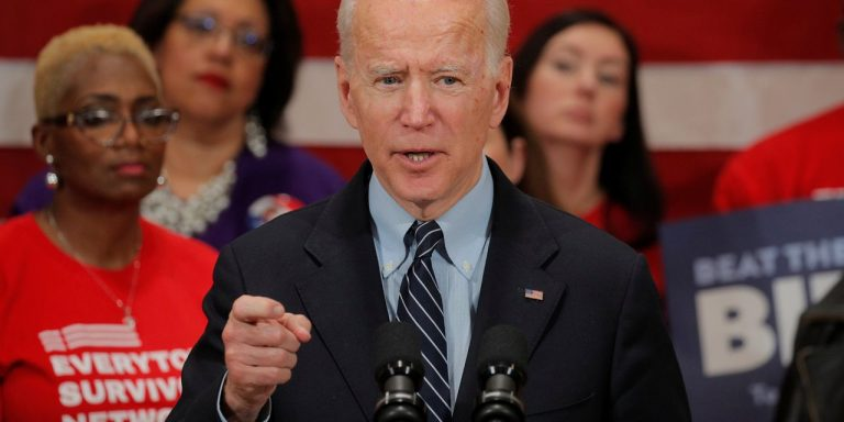 Biden's Gun-Policy Plans Start to Take Shape